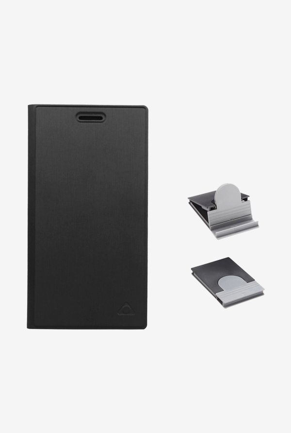 Stuffcool CRNK830 Flip Cover for Nokia Lumia 830 Black
