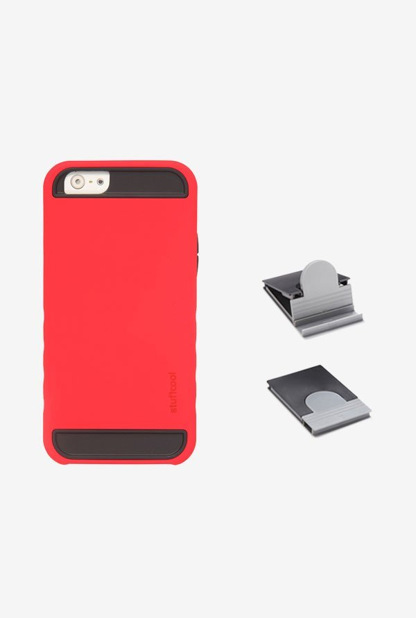 Stuffcool RBIP647 Back Case for Apple iPhone 6 Red