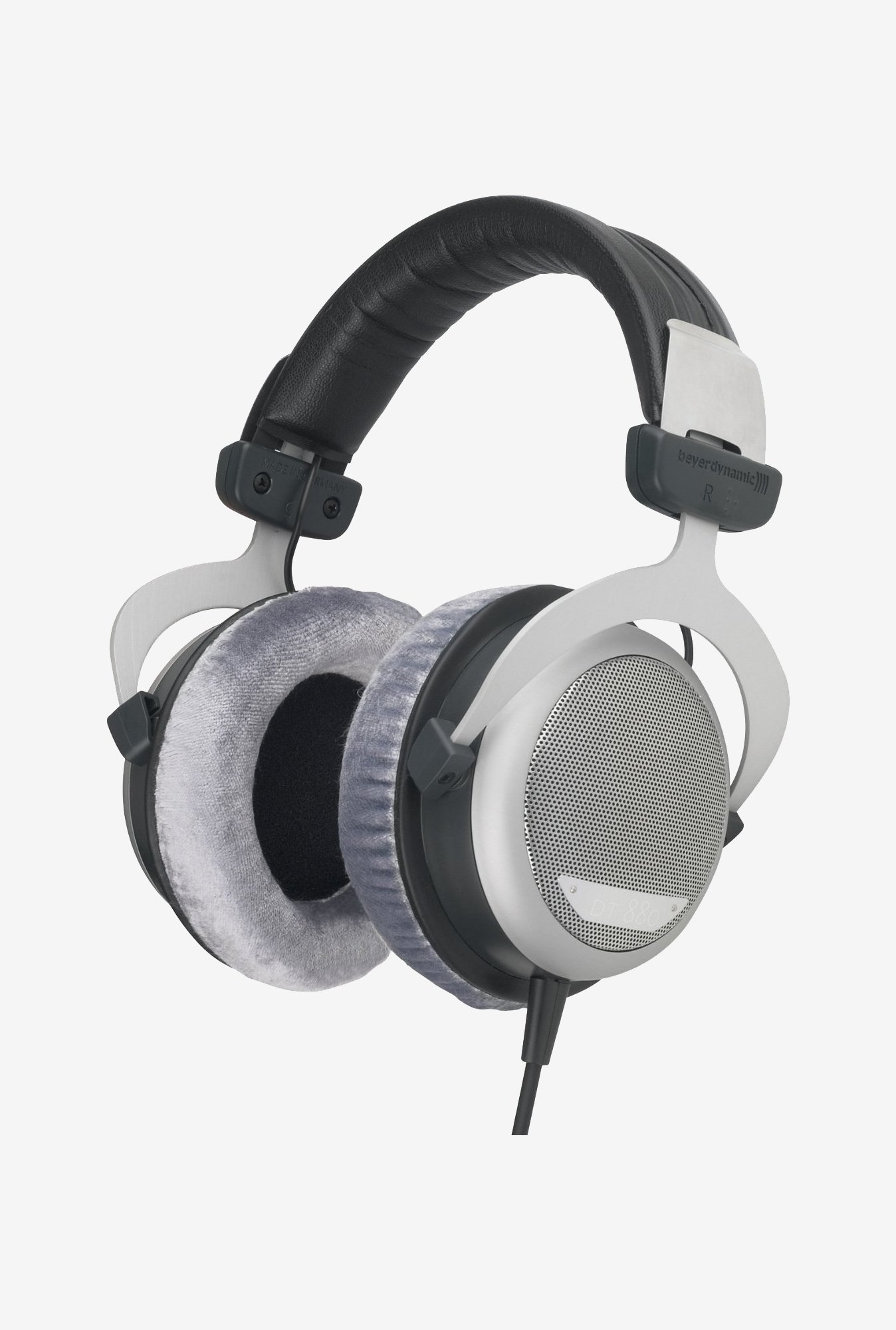 Beyerdynamic DT 880 Edition Headphones Black and Silver