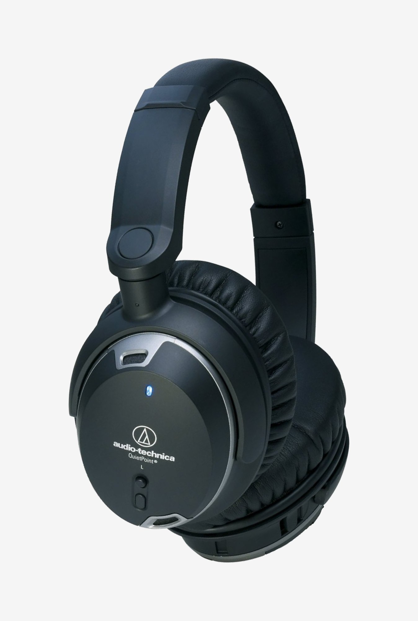 Audio-Technica ATH-ANC9 Headphones Black
