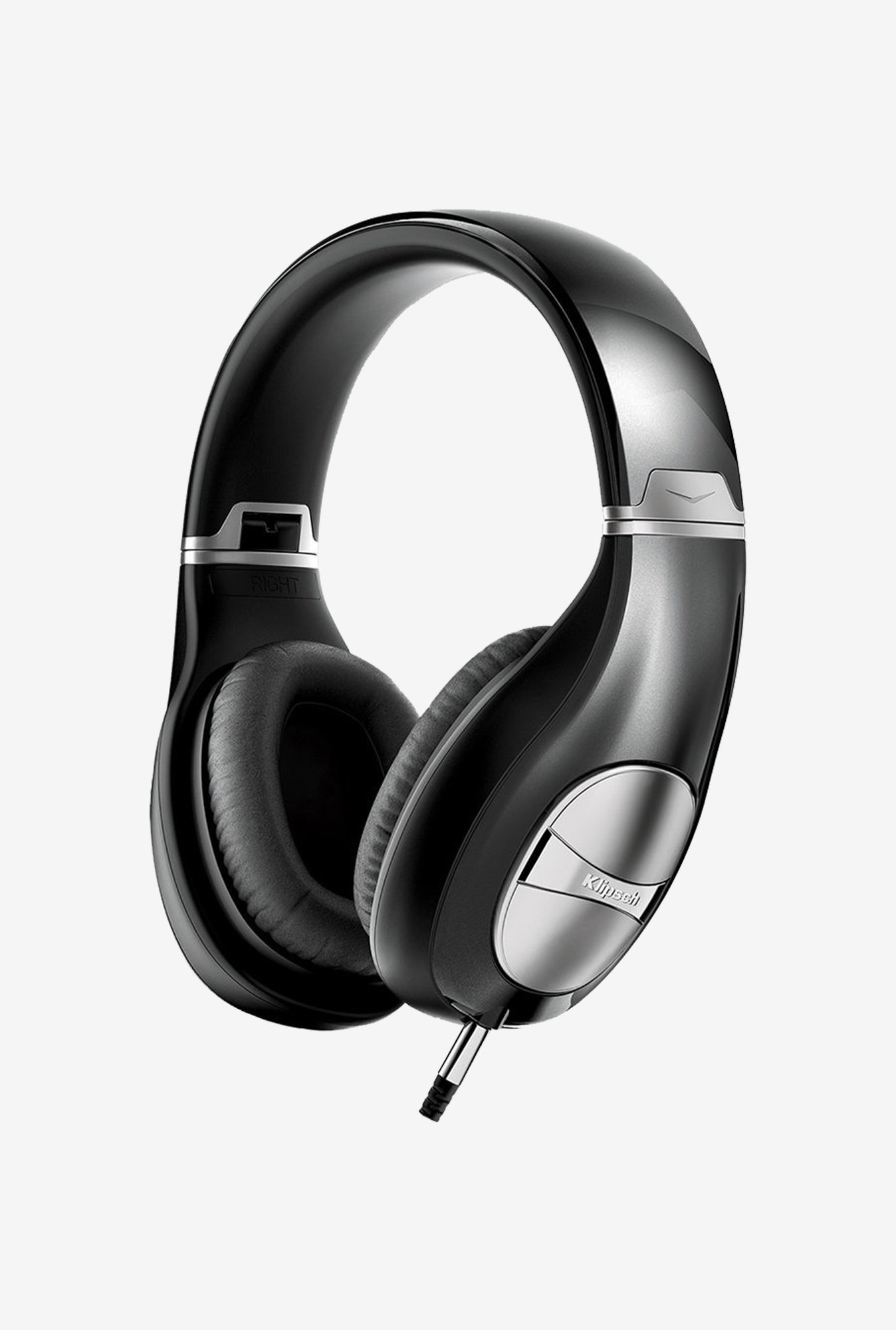 Klipsch Status Headphones Black