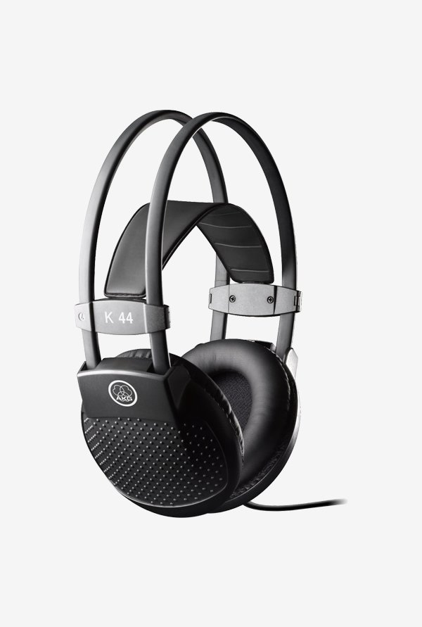 AKG K44 Headphones Black