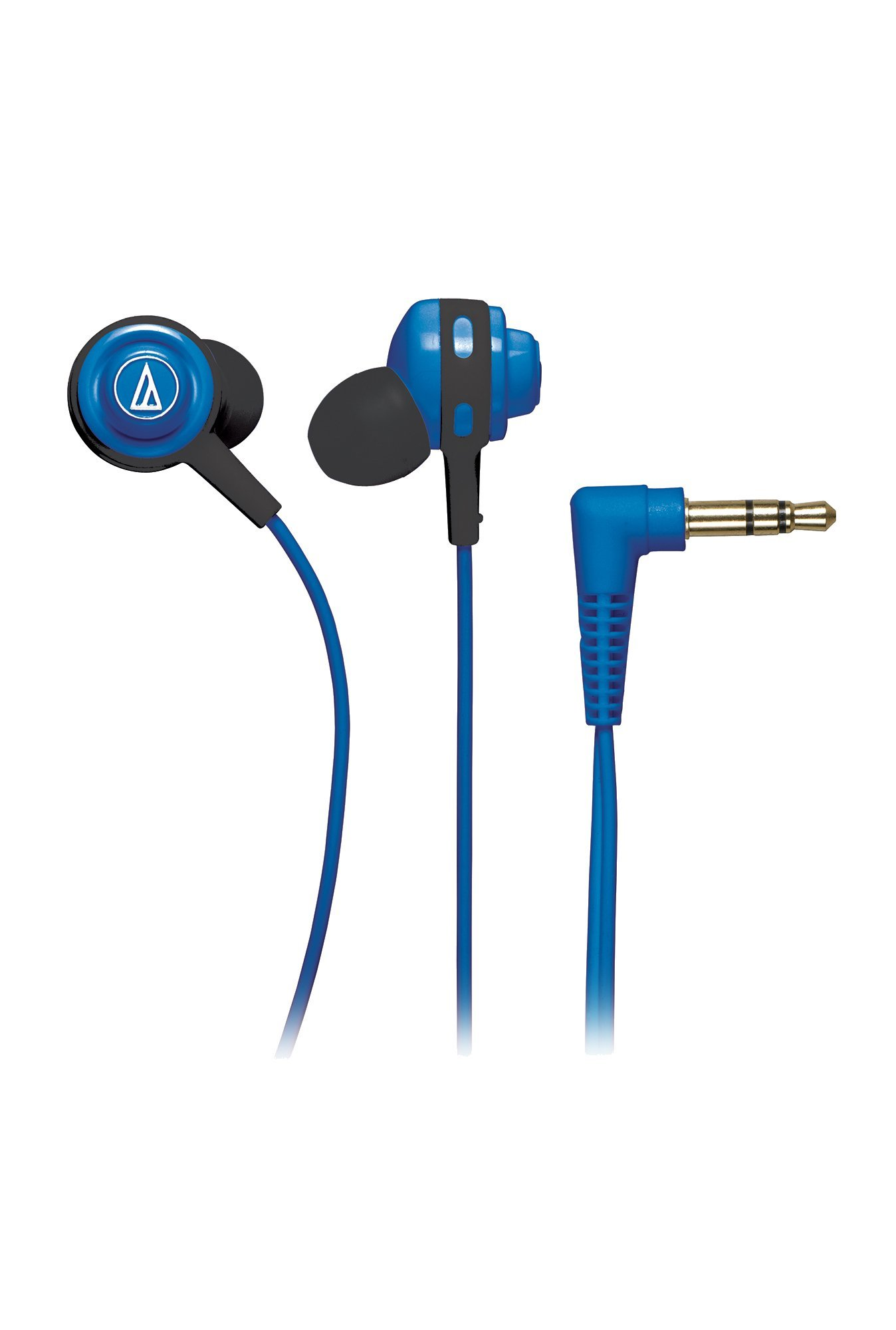 Audio-Technica COR150 In The Ear Headphones Blue