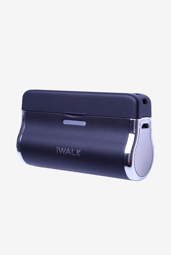 iWalk Dockable DBL2500i5-001A 2500mAh Power Bank Black