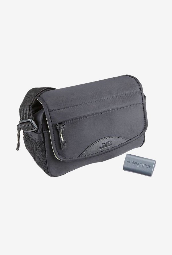 JVC Starter Kit VU-VM90K Camera Bag Black