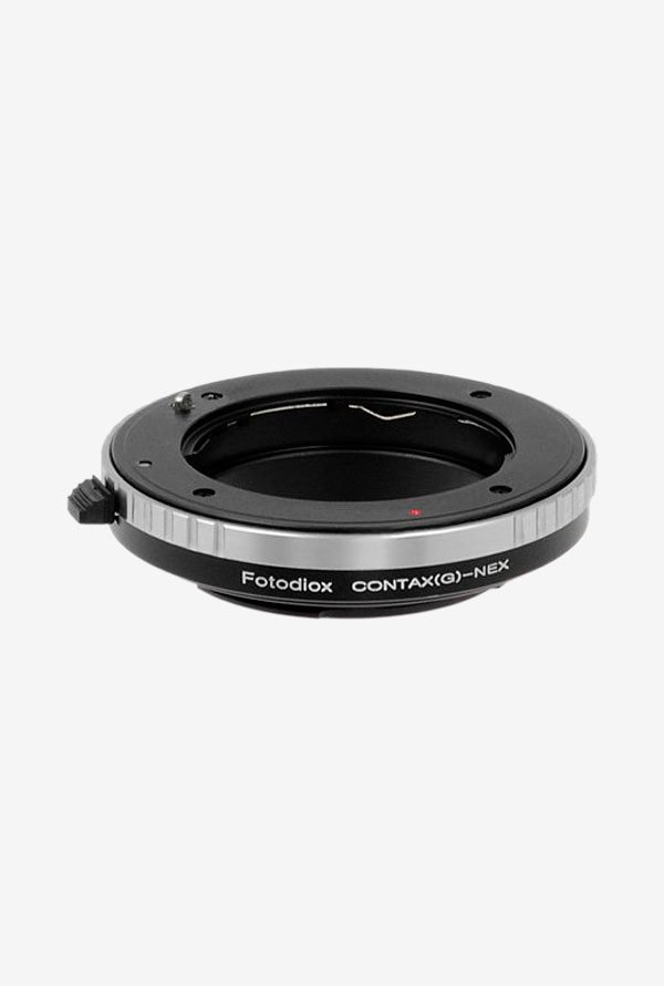 Fotodiox CONTAX-G-Nex Lens Mount Adapter Black