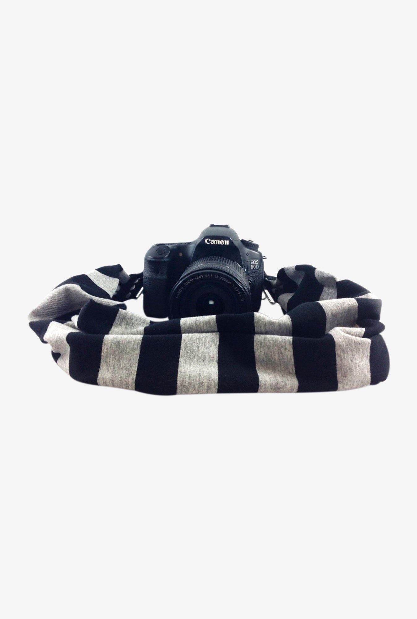 Capturing Couture SCARF-AMBR Camera Strap Gray