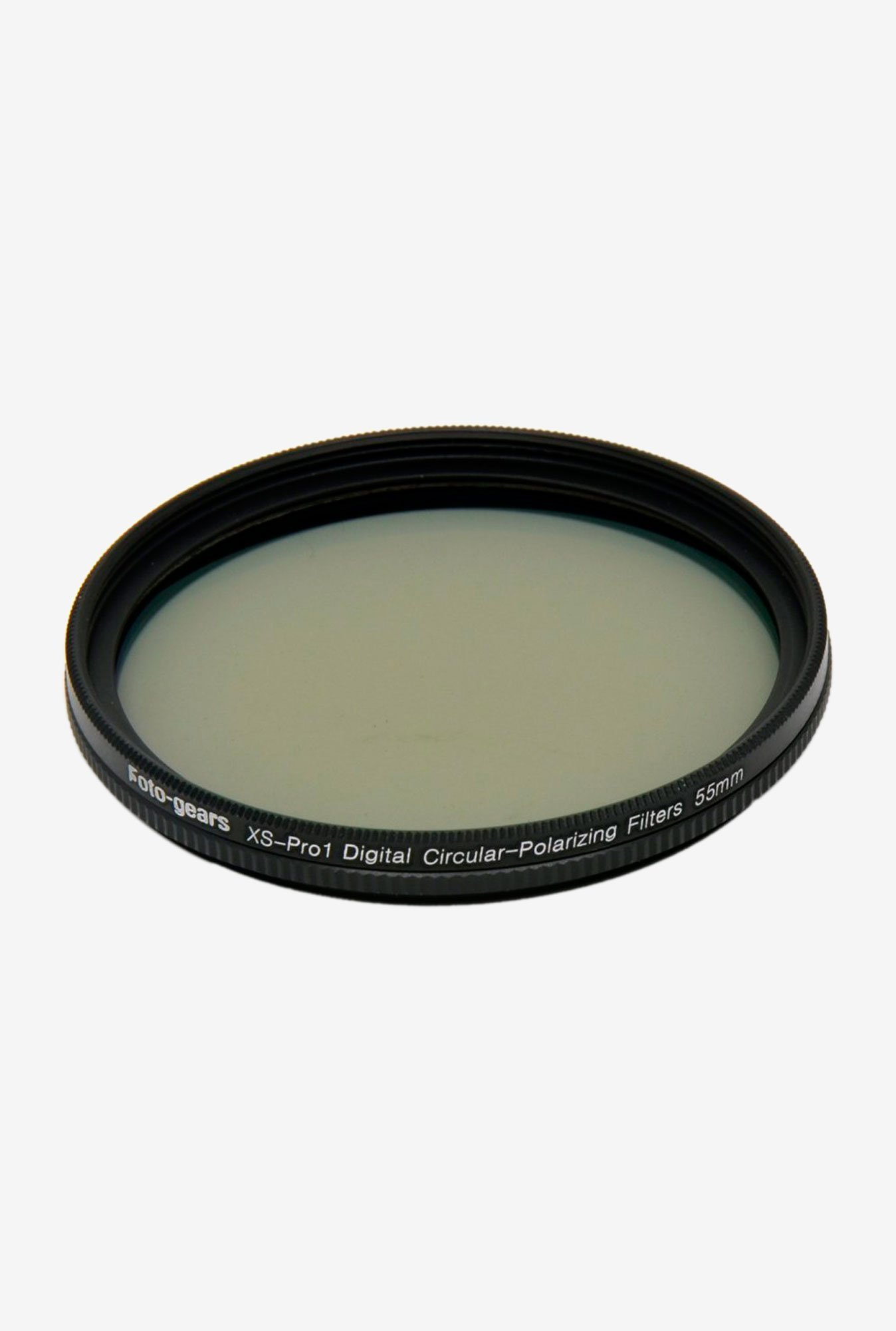 Mesenltd Foto-gears 55mm MC CPL Polarizing Filter Black
