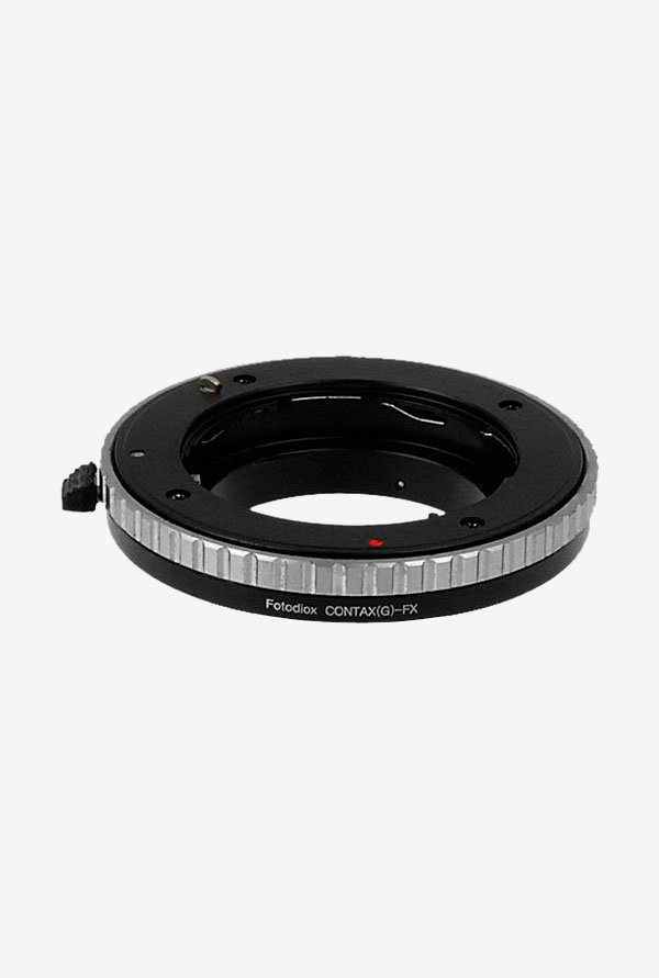 Fotodiox FX-CX-G-FX1 Lens Mount Adapter Black