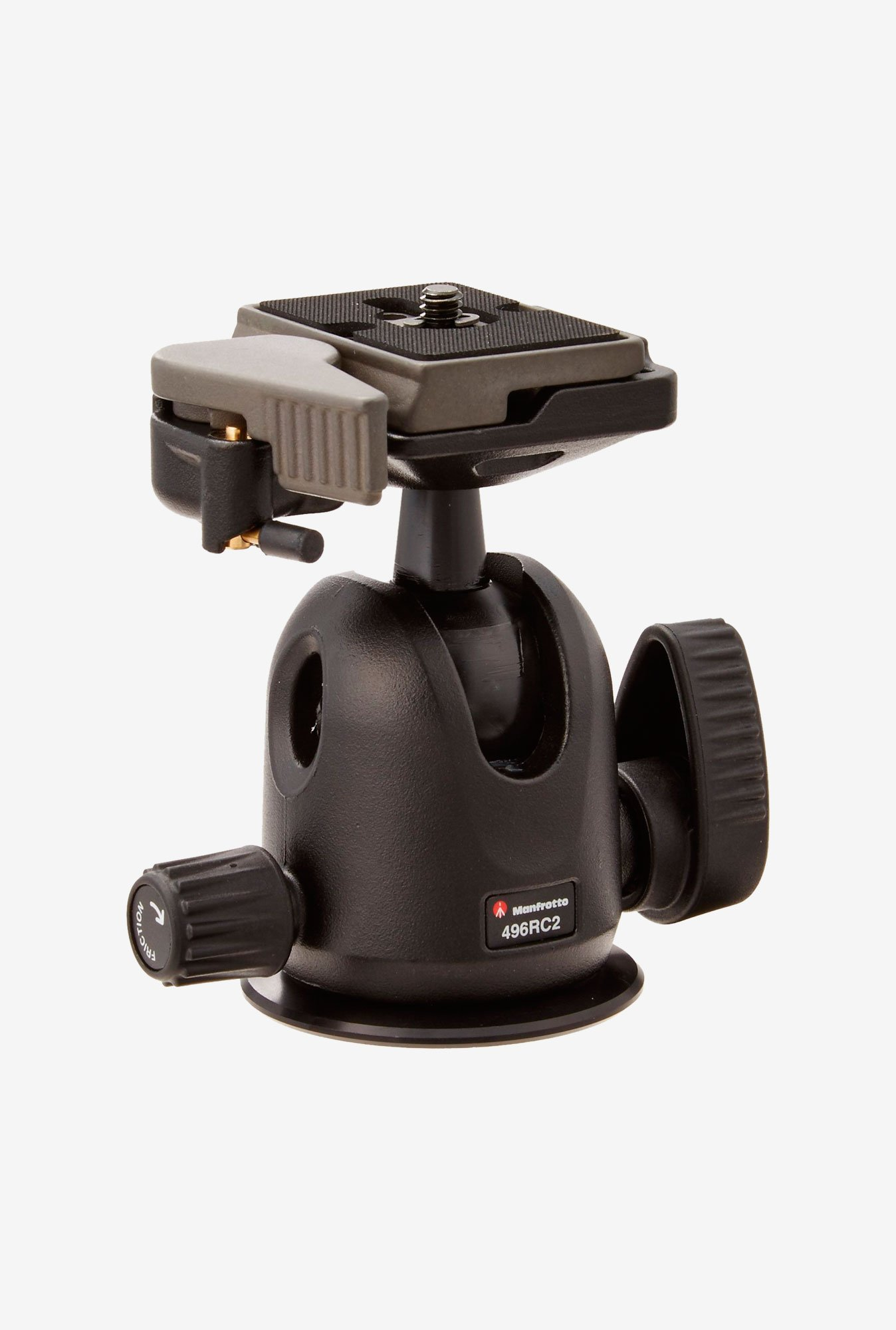Manfrotto 496RC2 Compact Ball Head Black