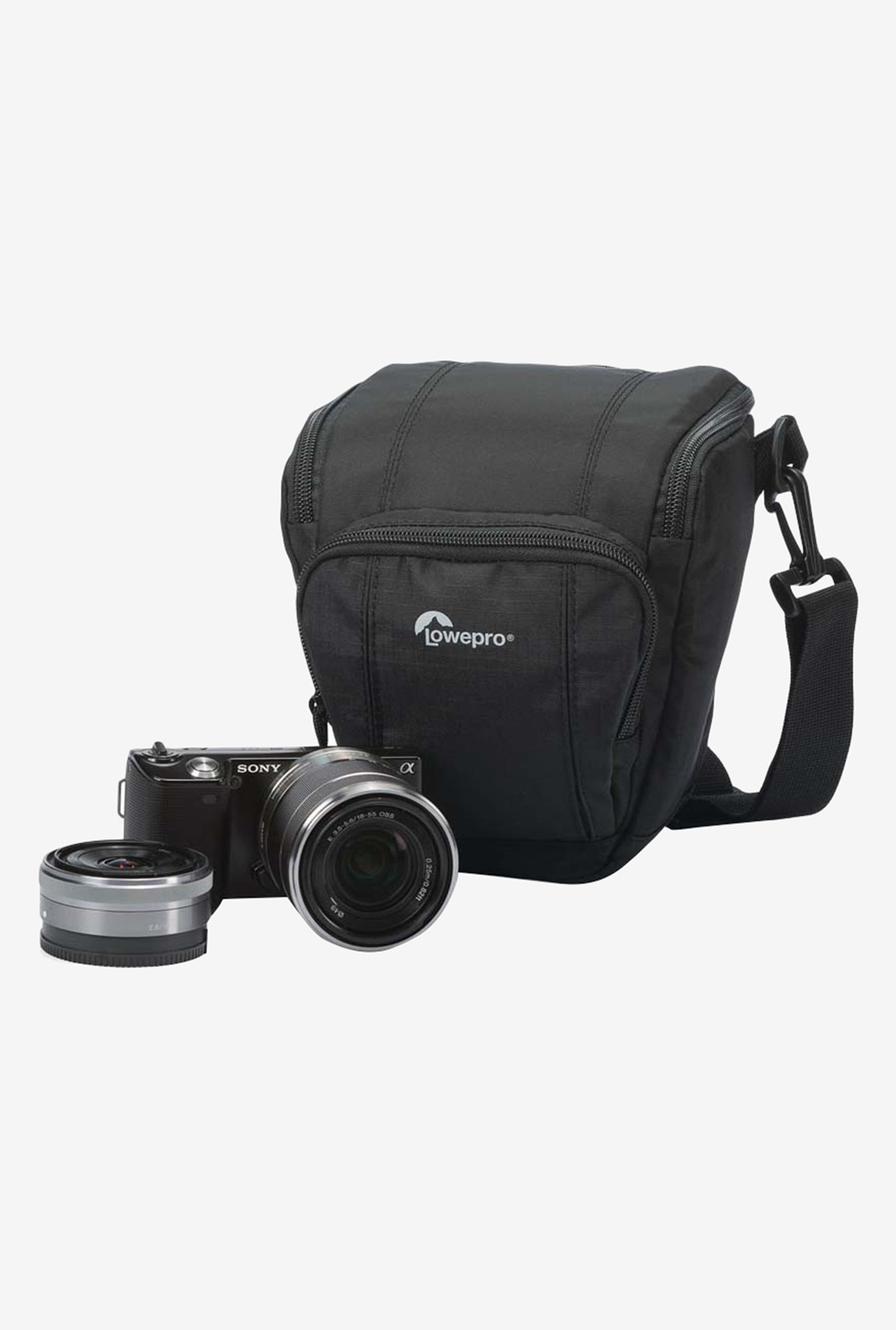 LowePro Top Loader Zoom TM 45 AW II Camera Bag Black