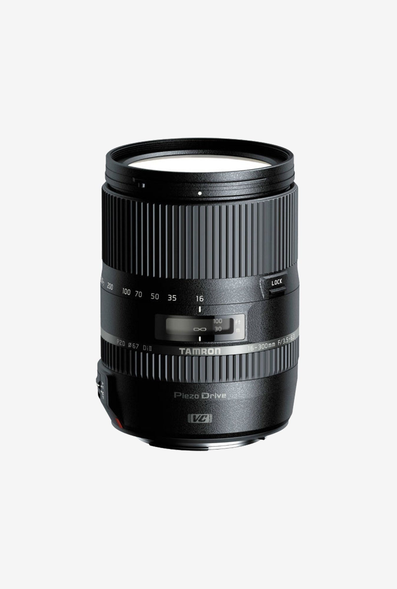Tamron 16-300mm f/3.5-6.3 Di II VC PZD Lens for Nikon DSLR