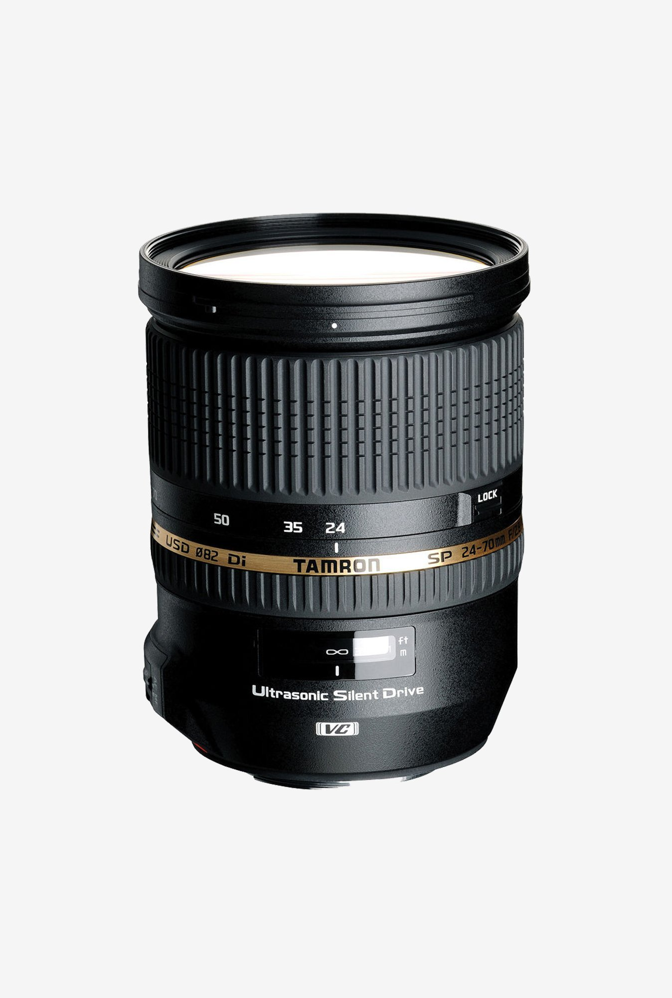 Tamron SP AF 24-70mm f/2.8 Di VC USD Lens for Nikon DSLR