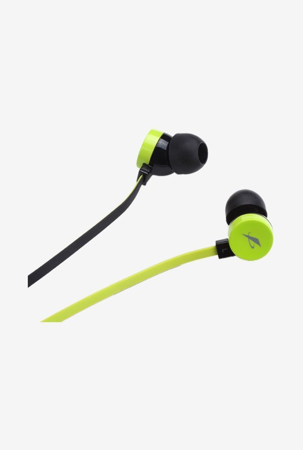 Fendaaudio Professional E220 In the Ear Stereo Earphone with 3.5 mm Headphone Jack Green