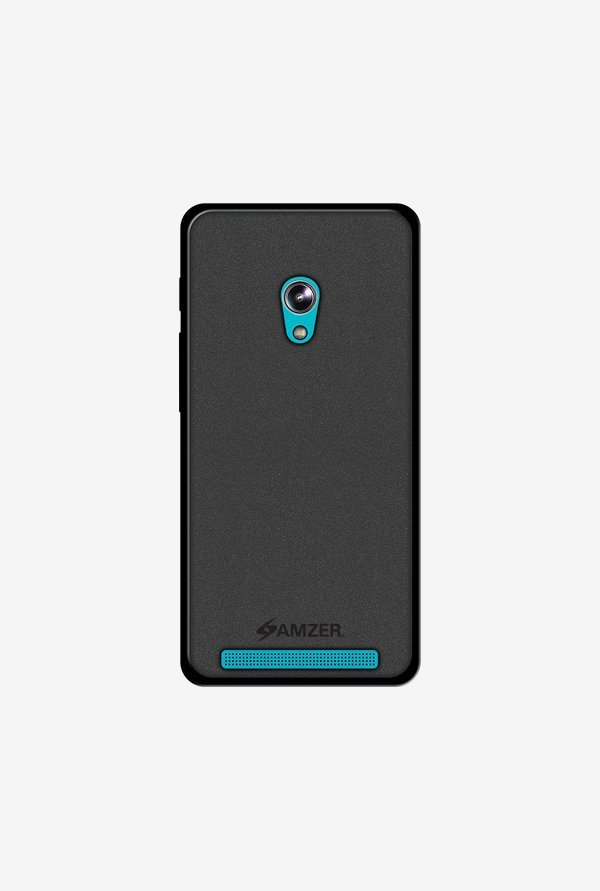 Amzer Pudding TPU Case Black for Zenfone 4