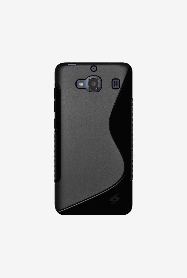 Amzer TPU Hybrid Case Black for Redmi 2
