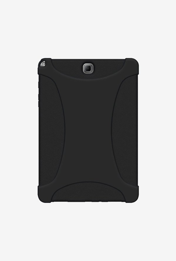 Amzer Silicone Skin Jelly Case Black for Samsung Tab A