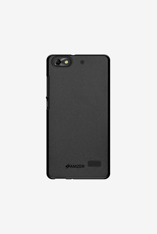 Amzer Pudding TPU Case Black for Huawei Honor 4C