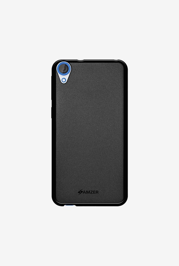 Amzer Pudding TPU Case Black for HTC Desire 820