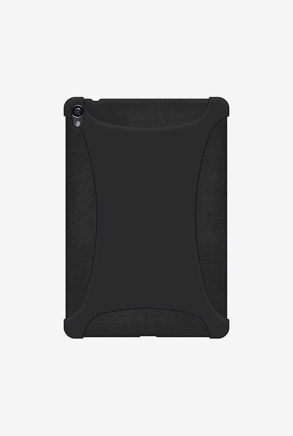 Amzer Silicone Skin Jelly Case Black for Nexus 9