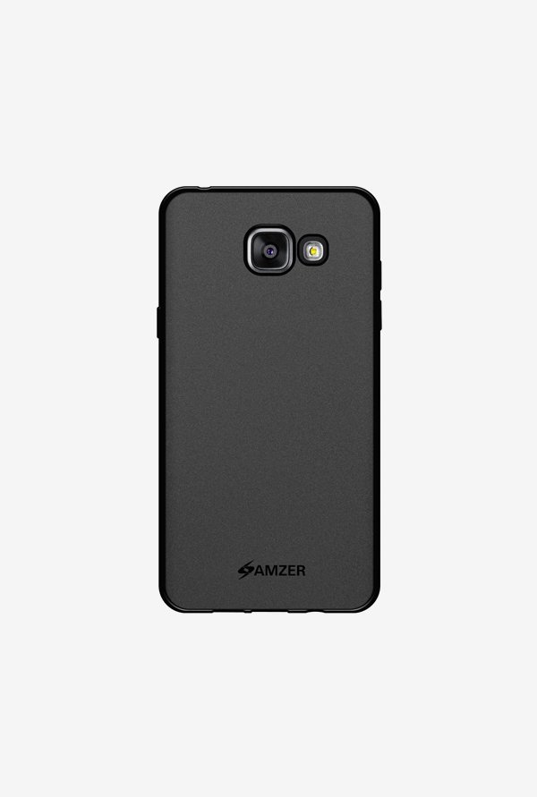 Amzer Pudding TPU Case Black for Samsung A5