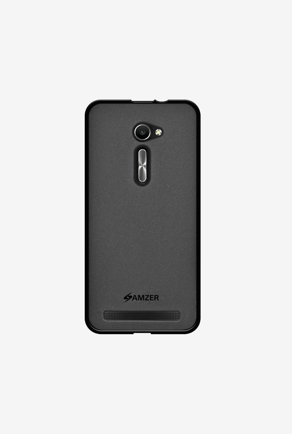 Amzer Pudding TPU Case Black for Zenfone 2