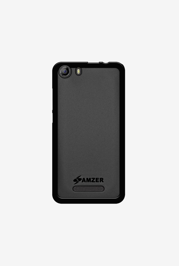 Amzer Pudding TPU Case Black for Canvas Spark 2
