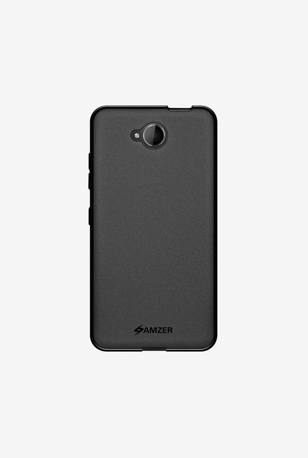 Amzer Pudding TPU Case Black for Lumia 650