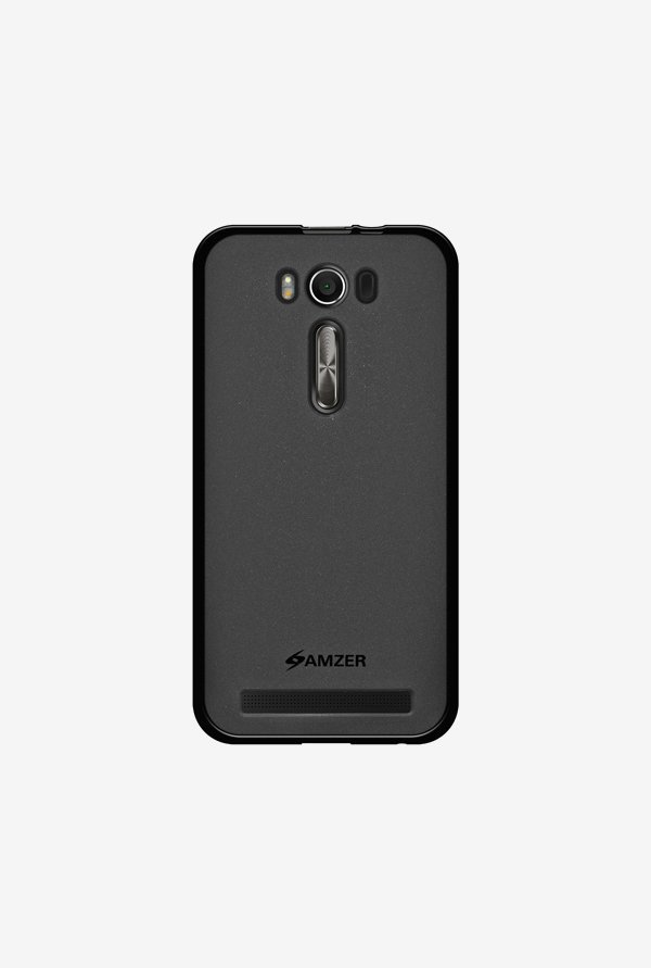 Amzer Pudding TPU Case Black for Zenfone 2 Laser