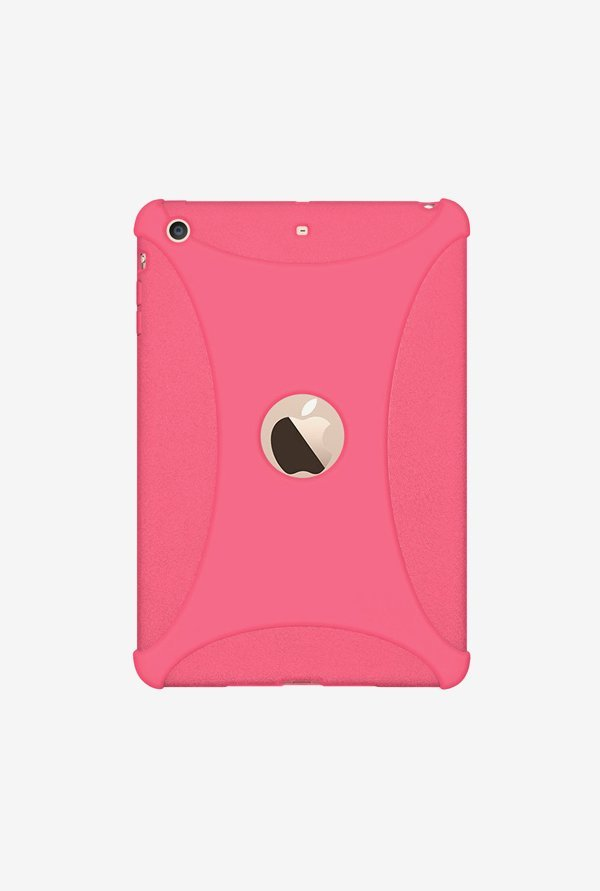 Amzer Silicone Skin Jelly Case Baby Pink for iPad mini 3