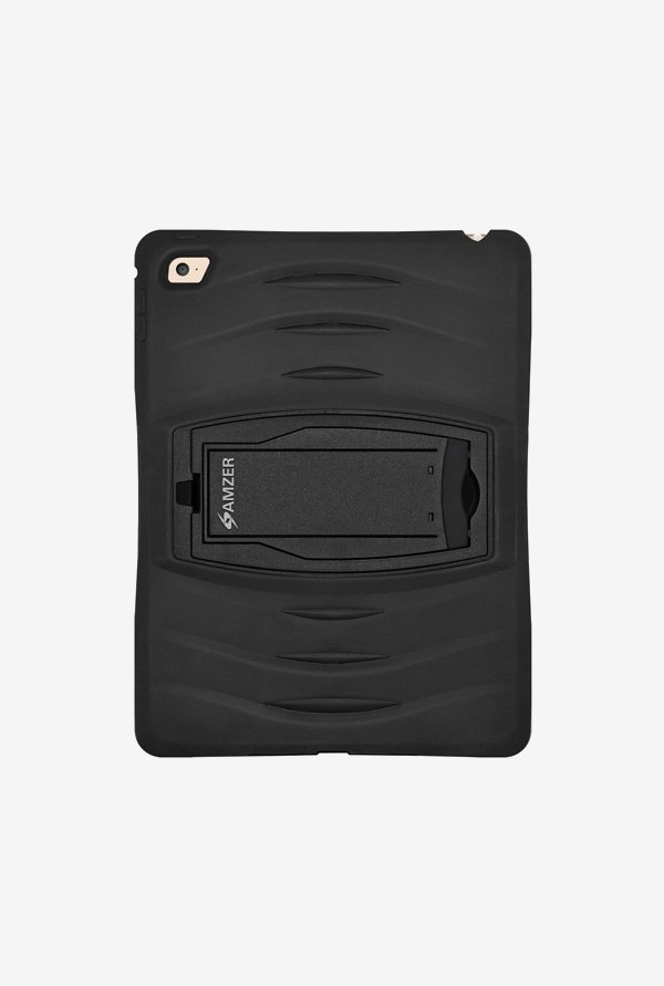 Amzer TUFFEN Case Black for iPad Air 2