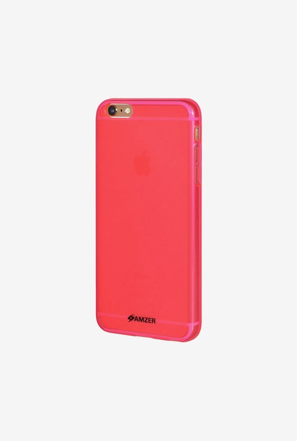 Amzer Pudding TPU Case Hot Pink for iPhone 6+
