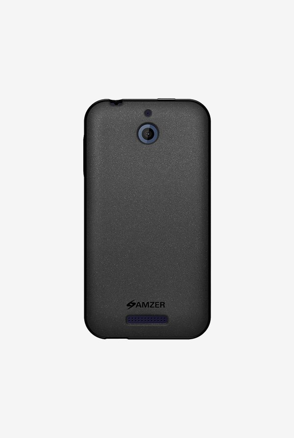 Amzer Pudding TPU Case Black for HTC Desire 510