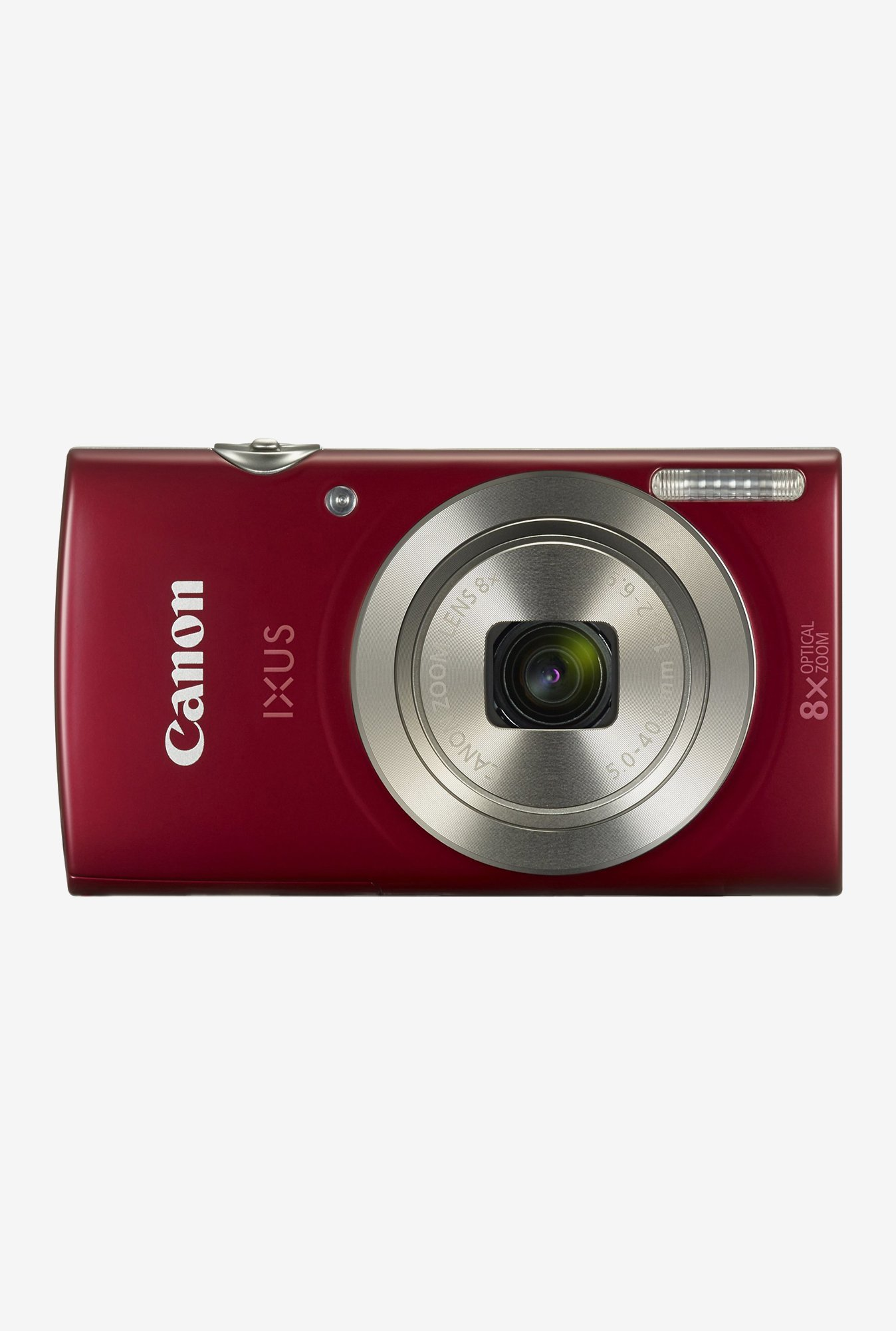 Canon IXUS 175 HS Point & Shoot Camera Red