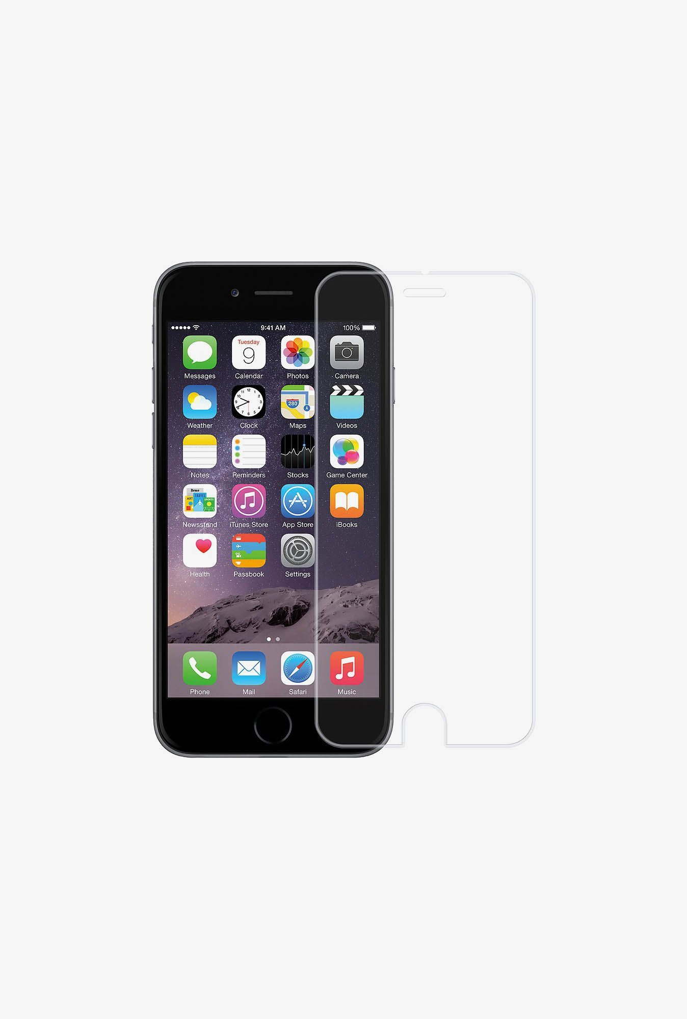 Amzer Kristal Tempered Glass Screen Protector for iPhone 6