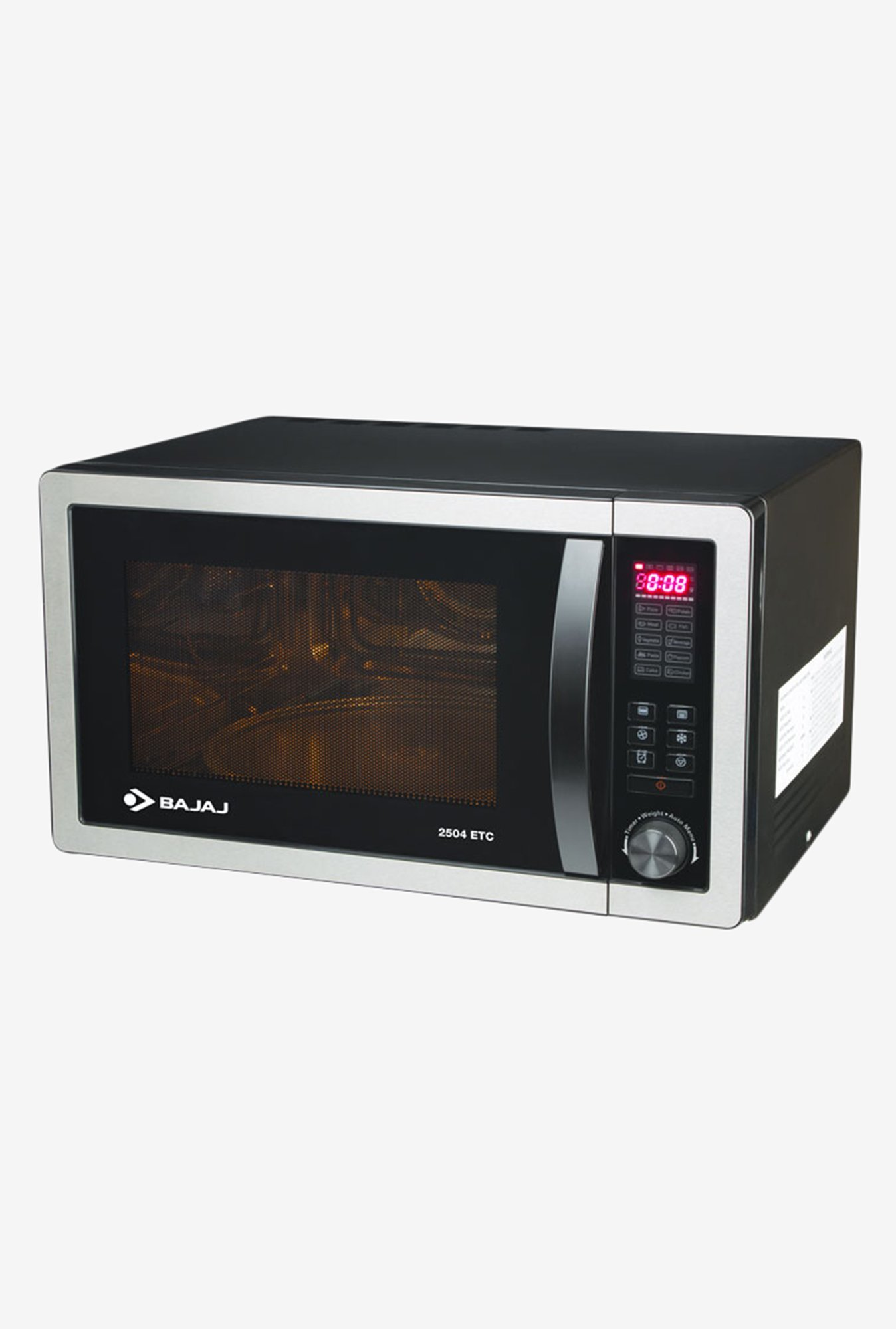 Bajaj 2504ETC 25L Convection Microwave Grey
