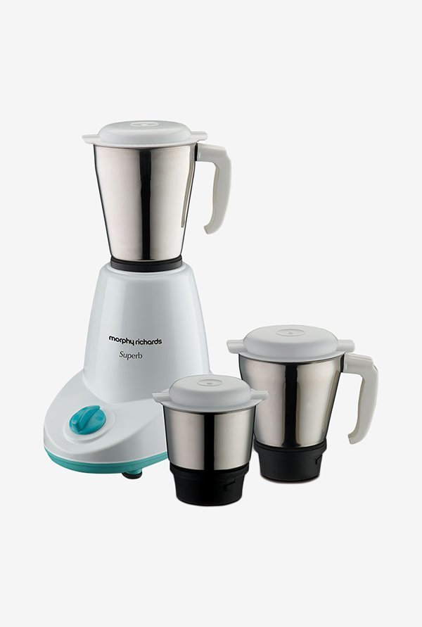 Morphy Richards 1.5 L Superb Mixer Grinder White