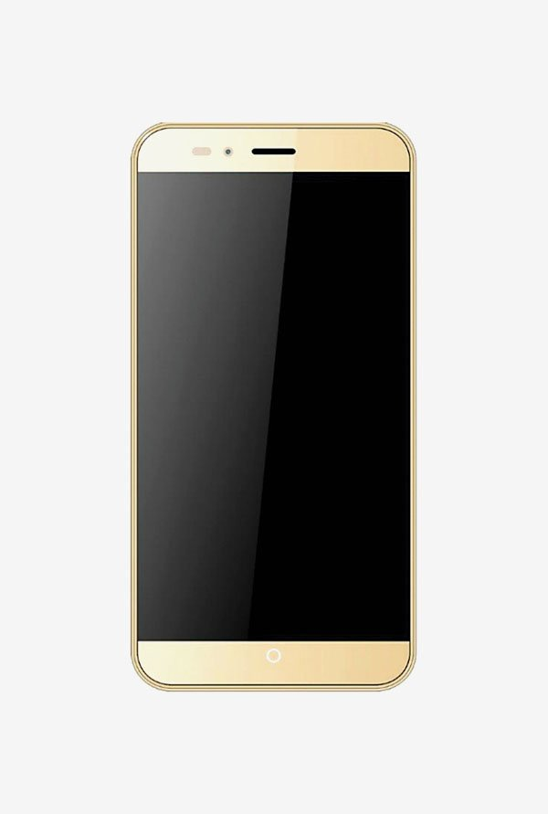 Intex Cloud Swift Dual Sim 16 GB (Champagne)