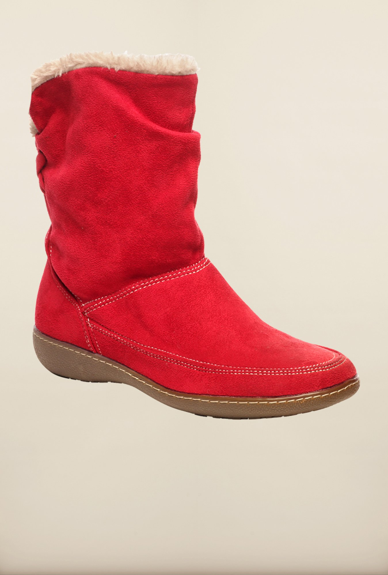 Pavers England Red Booties