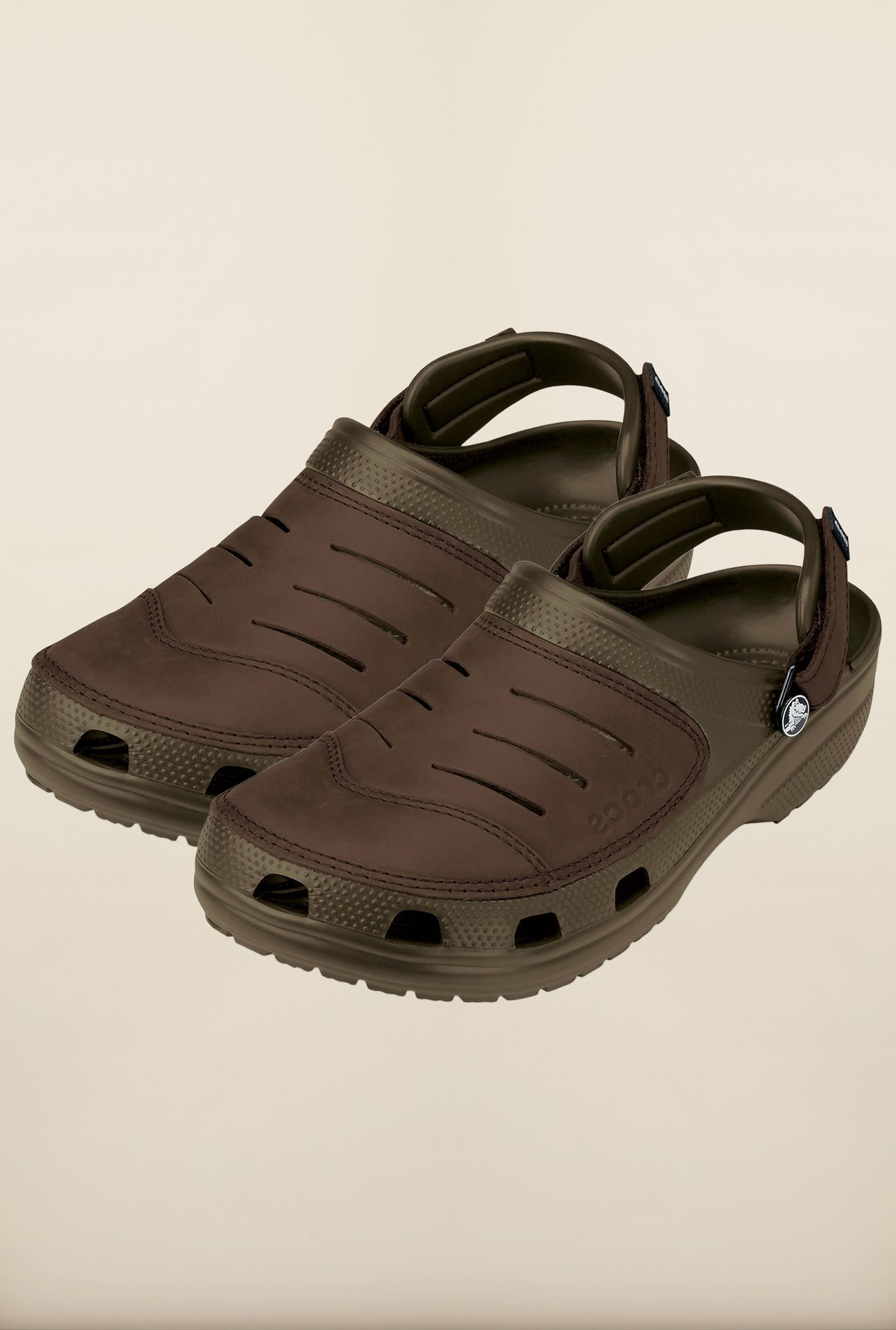 Crocs Yukon Chocolate Clogs