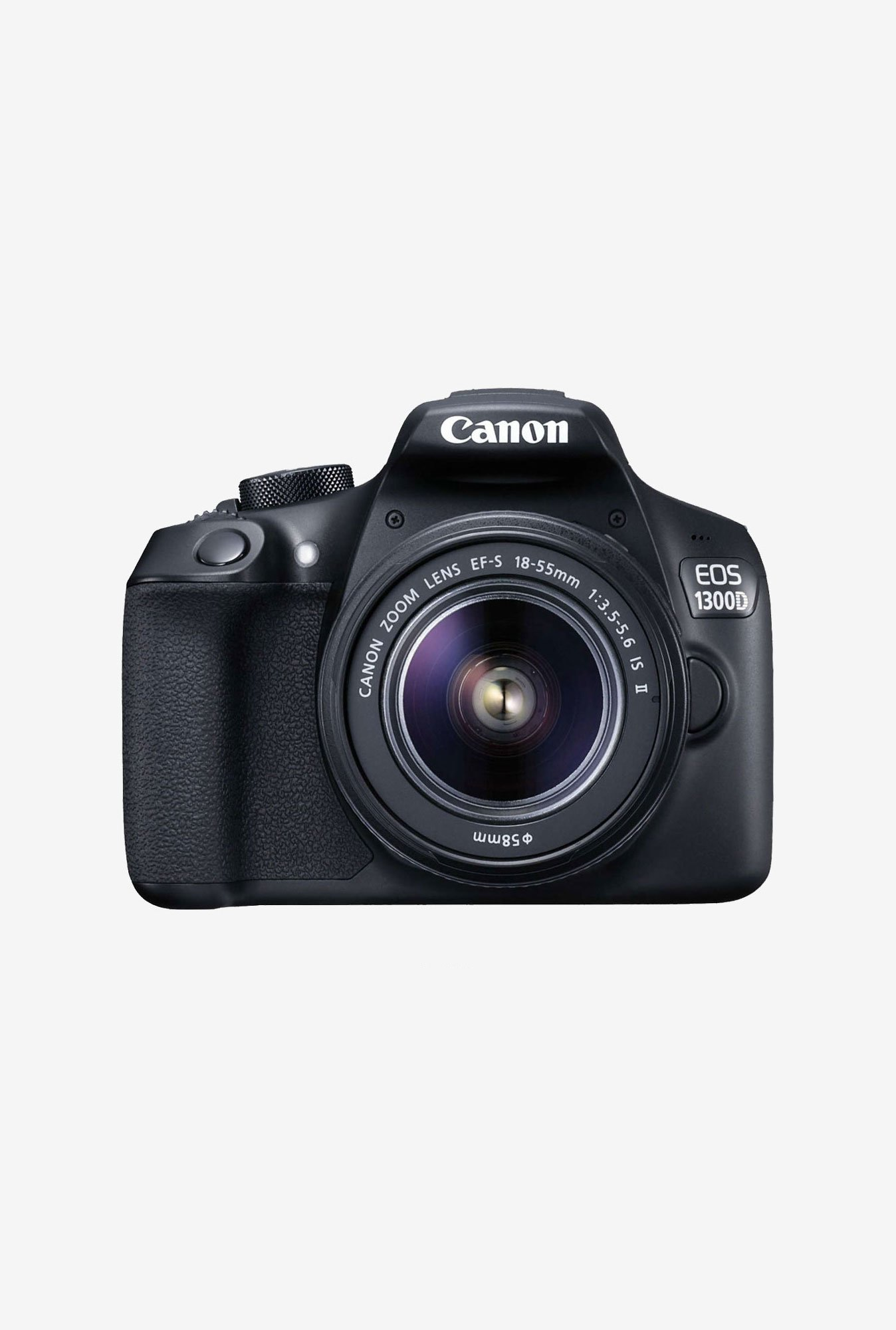 Canon EOS 1300D (EF S18-55 IS II Lens) DSLR Camera