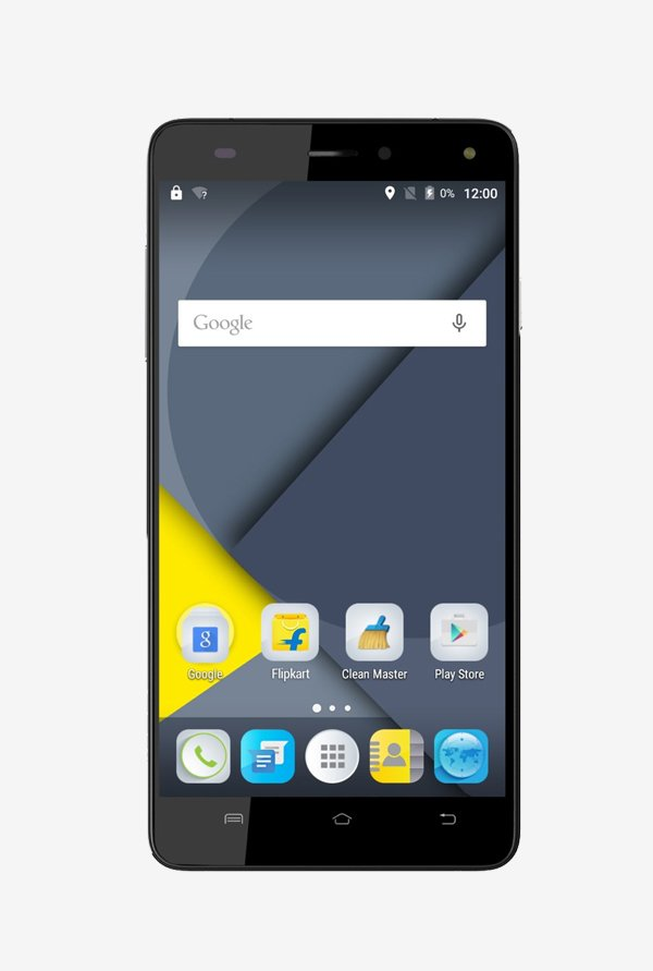 Micromax Canvas Pulse 4G E451 Dual Sim 16 GB (Grey)
