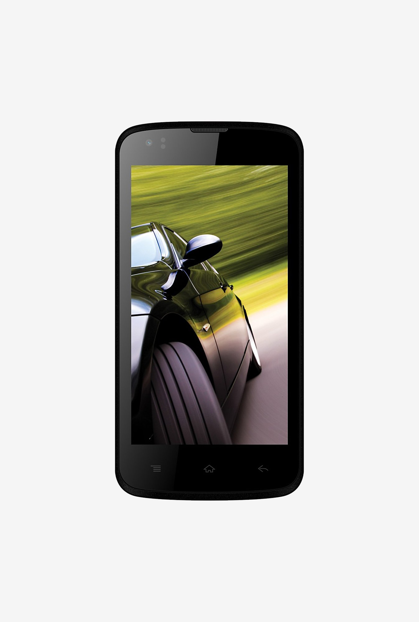 Intex Cloud Pace 16 GB Black and Champagne