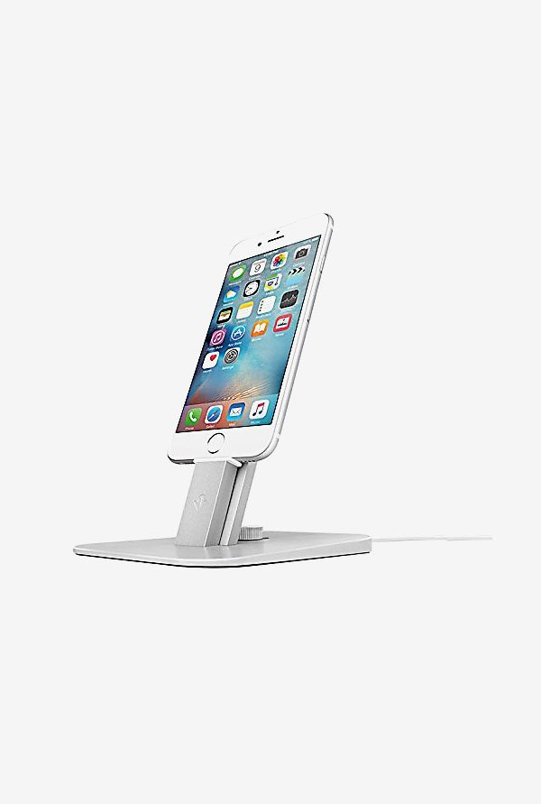 Twelve South Hirise Deluxe HiRise for iPhone & iPad (Silver)