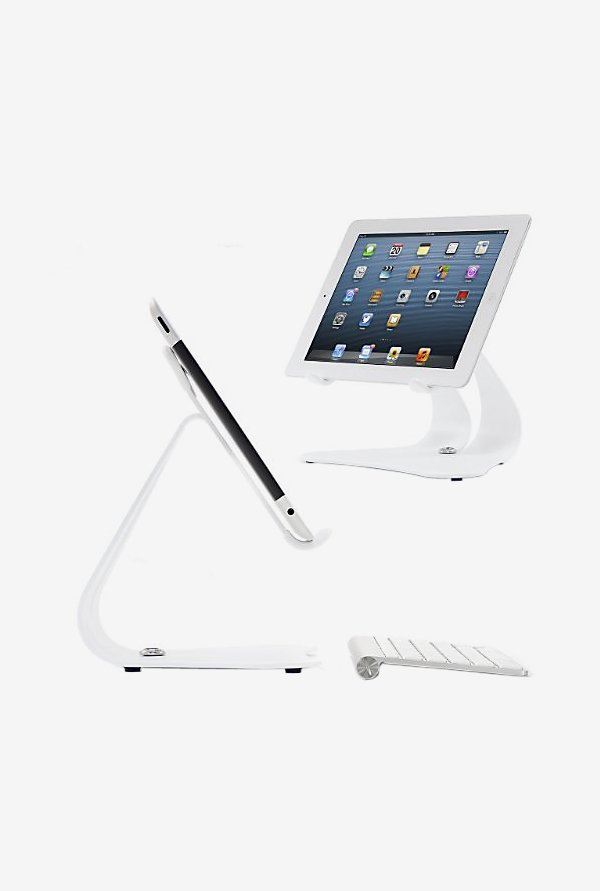 Thought Out Company STABILEW iPad Stand (White)