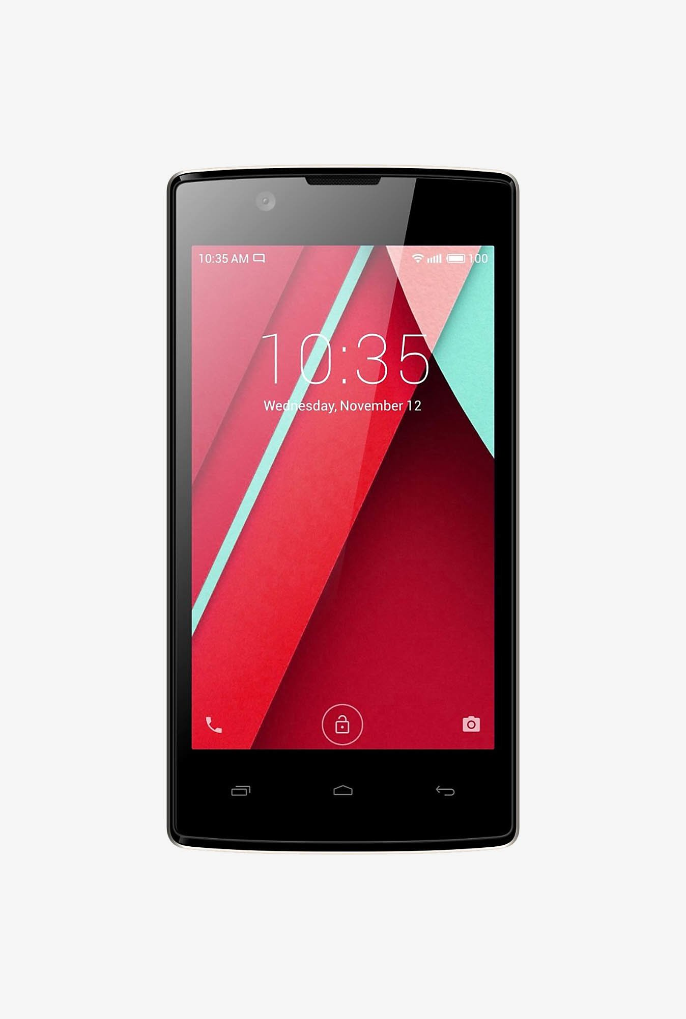Intex Aqua 3G Strong Dual SIM 512 MB (Champagne)
