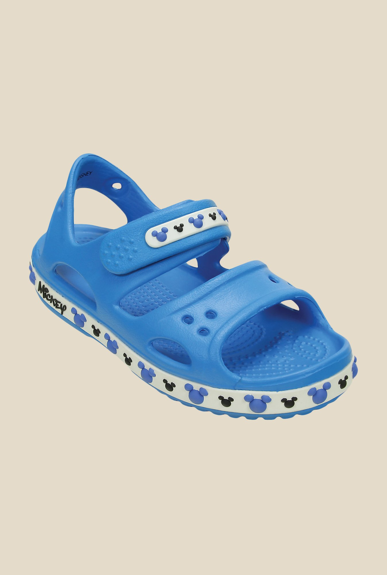Crocs Crocband II Ocean Blue Floater Sandals