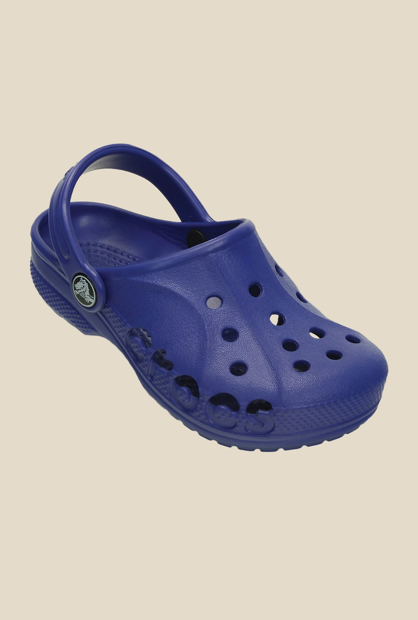 Crocs Baya Cerulean Blue Clogs