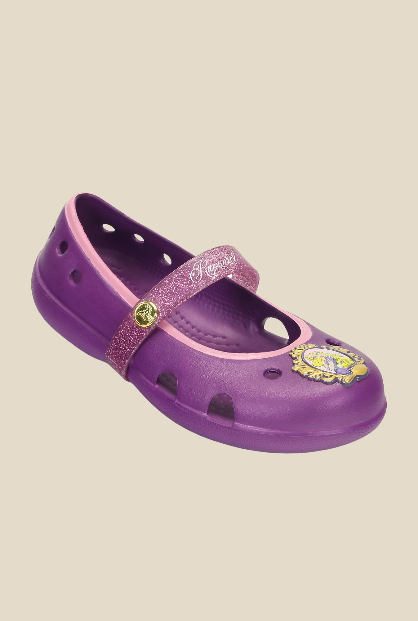 Crocs Keeley Amethyst Mary Jane Shoes