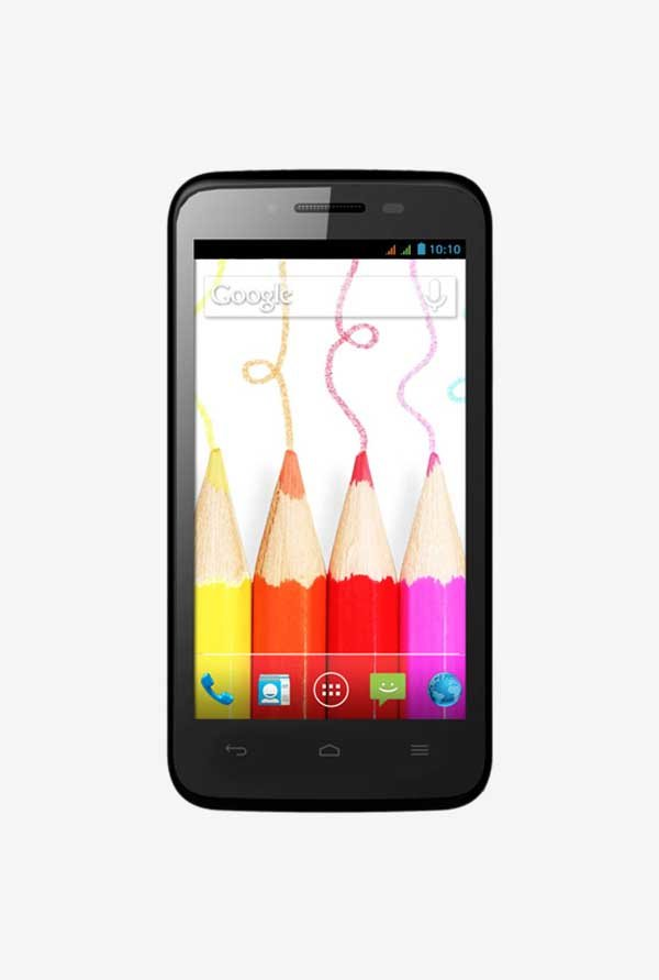 Videocon A42 4 GB 5MP (Black)